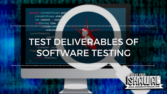 Test Deliverables of Software Testing