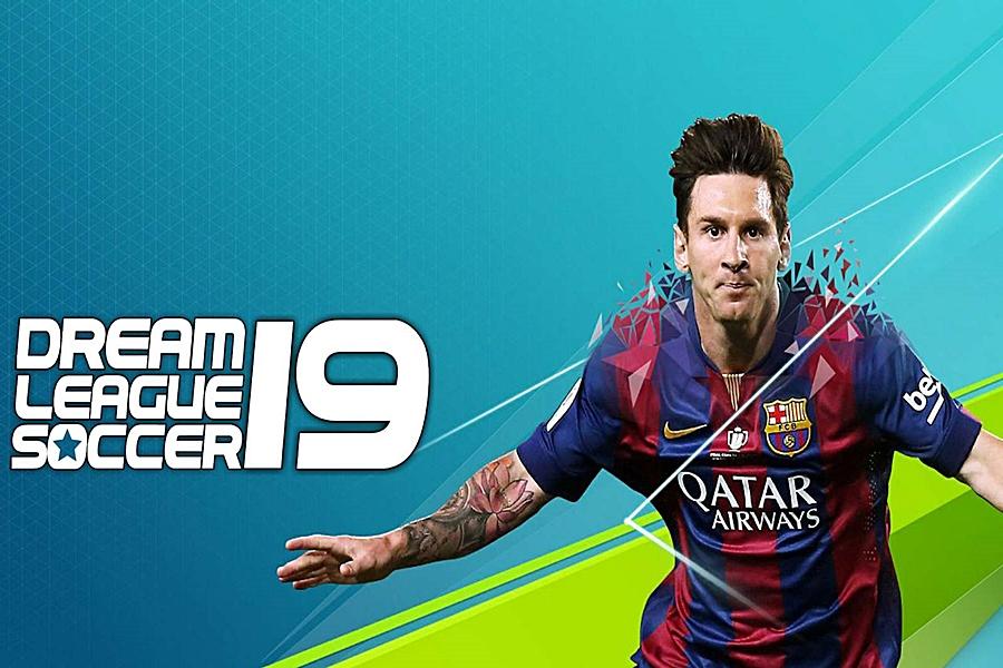 تحميل لعبة دريم ليغ سوكر Dream League Soccer 2019 للاندرويد
