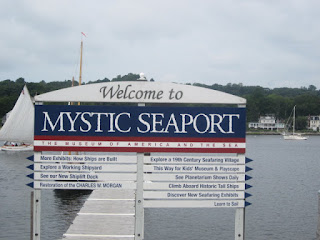 Summer in Mystic, CT