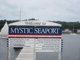 Summer in Mystic, CT