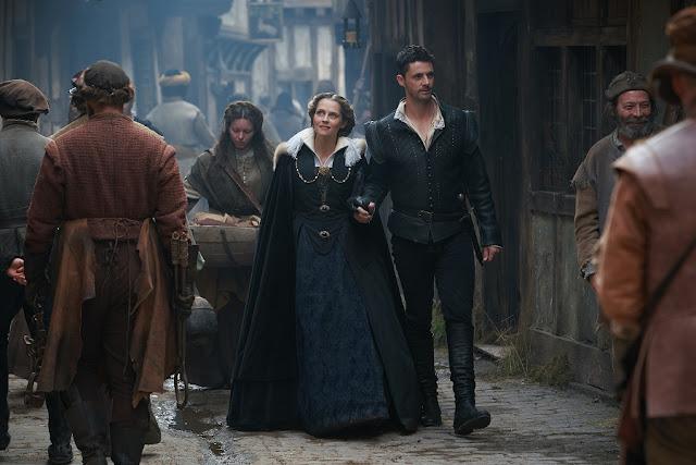 Matthew (Matthew Goode) y Diana (Teresa Palmer) imagen segunda temporada de 'El Descubrimiento de las Brujas'