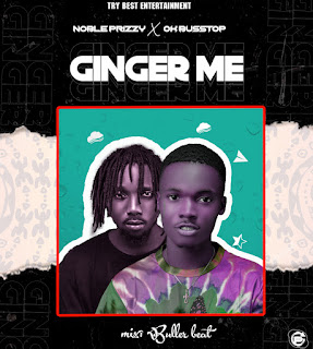 MUSIC: Noble Prizzy Ft. Ok Busstop - Ginger Me