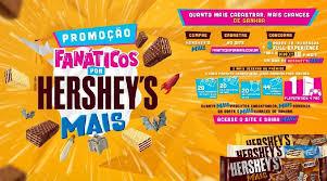 Promoção Hershey's Que Viaaaagem!