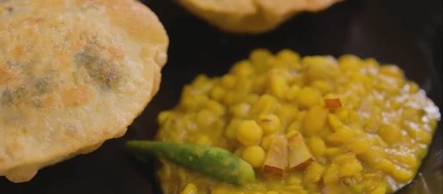Cholar dal Bengali style | Delicious Bengal gram lentil recipe