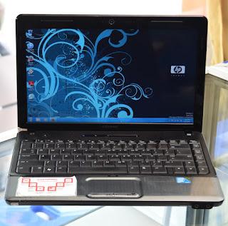 Jual Laptop Compaq Presario CQ35 Core2Duo di Malang
