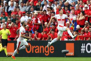 Fan Futebol  Albania vs Suiça 0 x 1 EURO 2016 944af4abef538