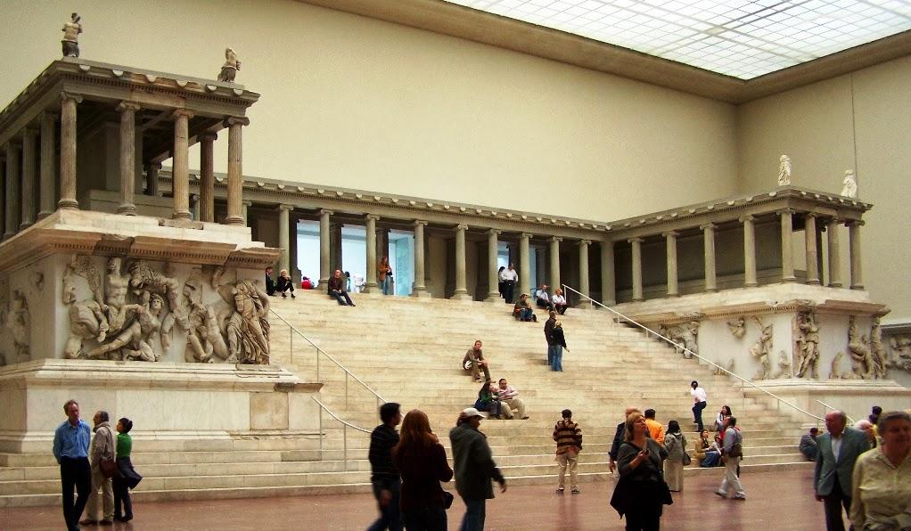 Museu Pergamon Berlim