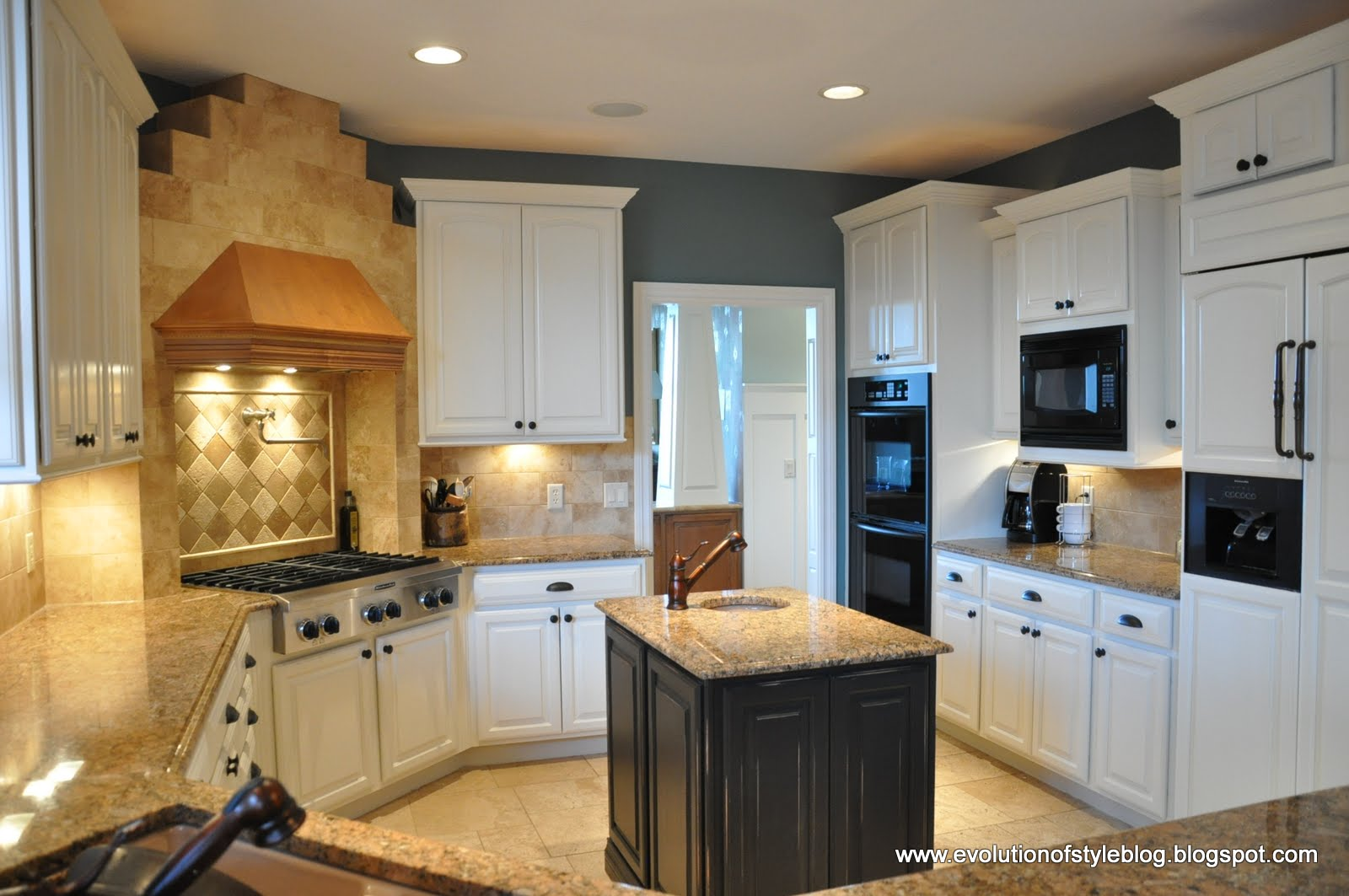 Guest Color Palette Jenny From Evolution Of Style: Evolution Of A Kitchen