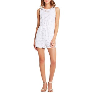 Sleeveless lace romper, $108 from BCBGeneration