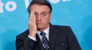 Depois de queda no banheiro, Bolsonaro tem alta do hospital