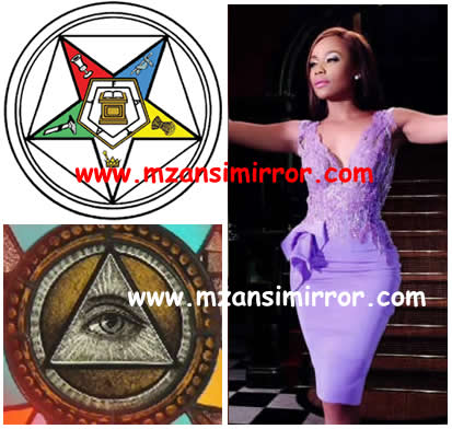 Bonang Matheba And All South African Celebrities Who Are Illuminati Members