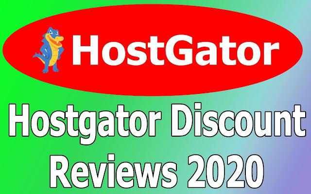 Hostgator Discount Reviews