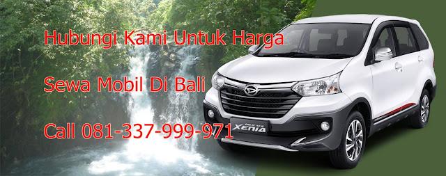 Sewa Mobil Di Denpasar Bali Berkualitas