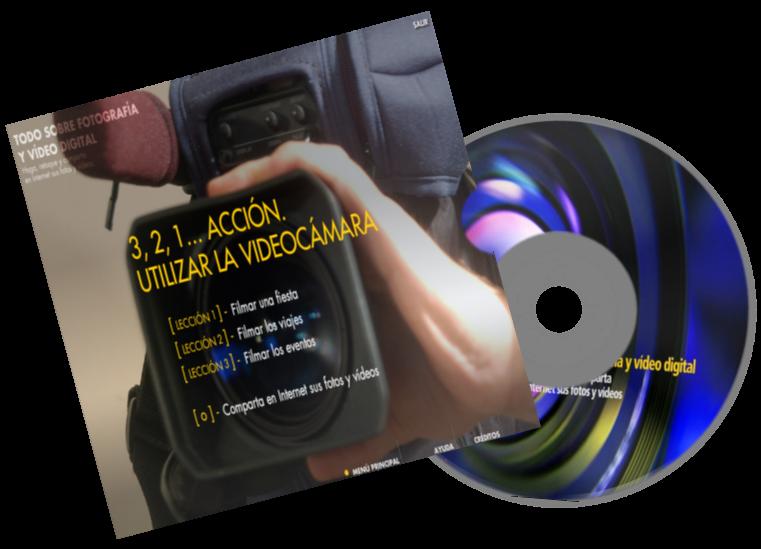 Curso de Fotografía y Video Digital: El Mundo, CD 25 – 2010