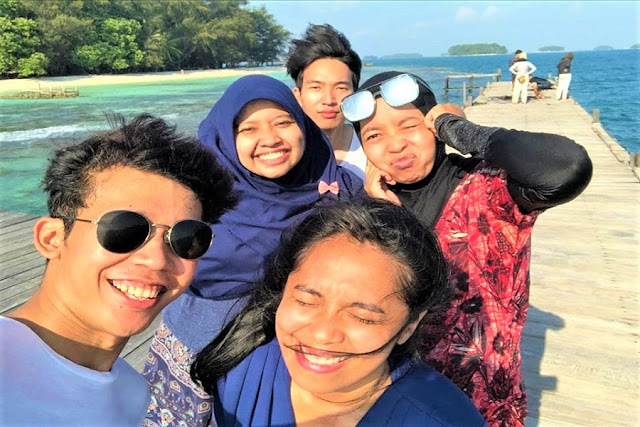 Tour And Travel Pulau Harapan