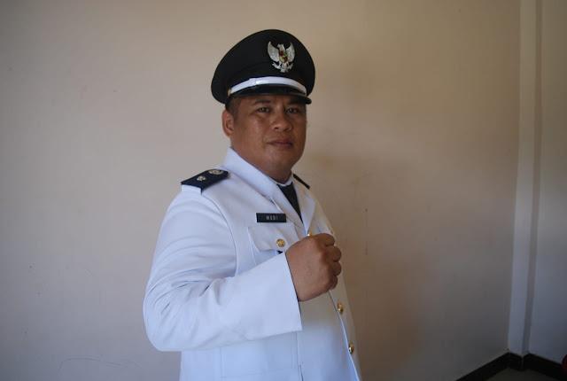 Kepala Desa Keranji Paidang.