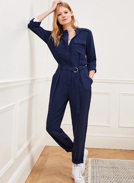 Baukjen emory lyocell jumpsuit