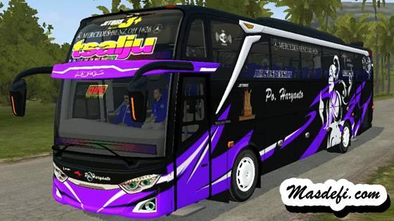 PO. Haryanto JB3+ MHD Air Suspension