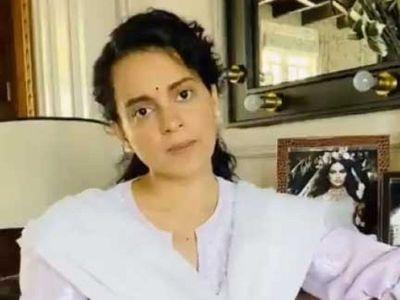 """""""বাবর সেনা যতই ভেঙে গুঁড়িয়ে  দিক, রাম মন্দির  ফের নির্মাণ করা হবে"""" : কঙ্গনা রানাওয়াত"""