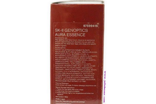 SK-II Genoptics Aura Essence