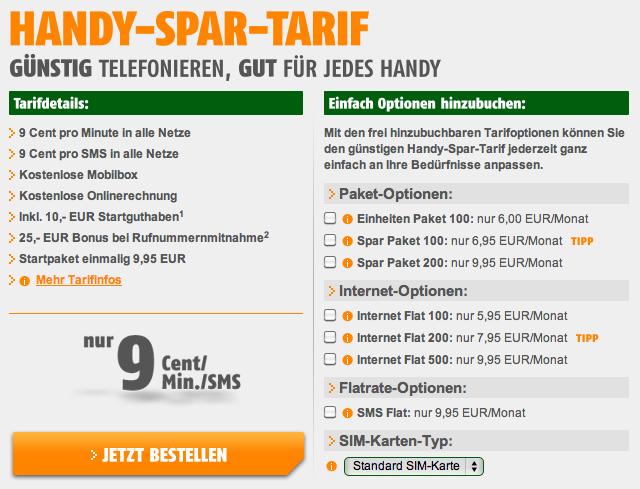 telefon und internet tarife