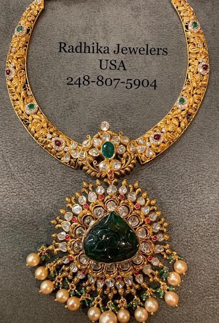 Nakshi Hasil Designs by Radhika Jewellers