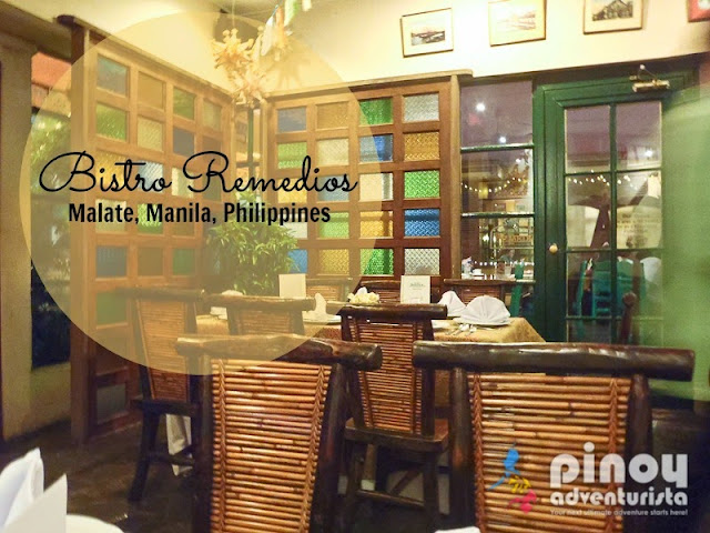 Bistro Remedios Malate Manila Philippines