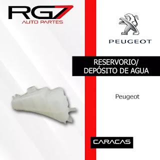 Reservorio De Agua Peugeot Partner Venta de repuestos Peugeot, Volkswagen, Citroen, Centauro, Renault y Chery. En Autopartes RG7 Puedes comprar por internet sin salir de casa. Realizamos entregas a domicilio en toda Venezuela. Compras al por mayor, repuestos nuevos autos Autopartes