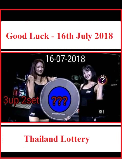 Thailand Lottery Results