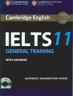Download Cambridge IELTS 11 General Training Module