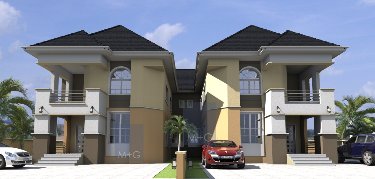 Types of houses names and pictures in nigeria naija worth for Types of houses with names