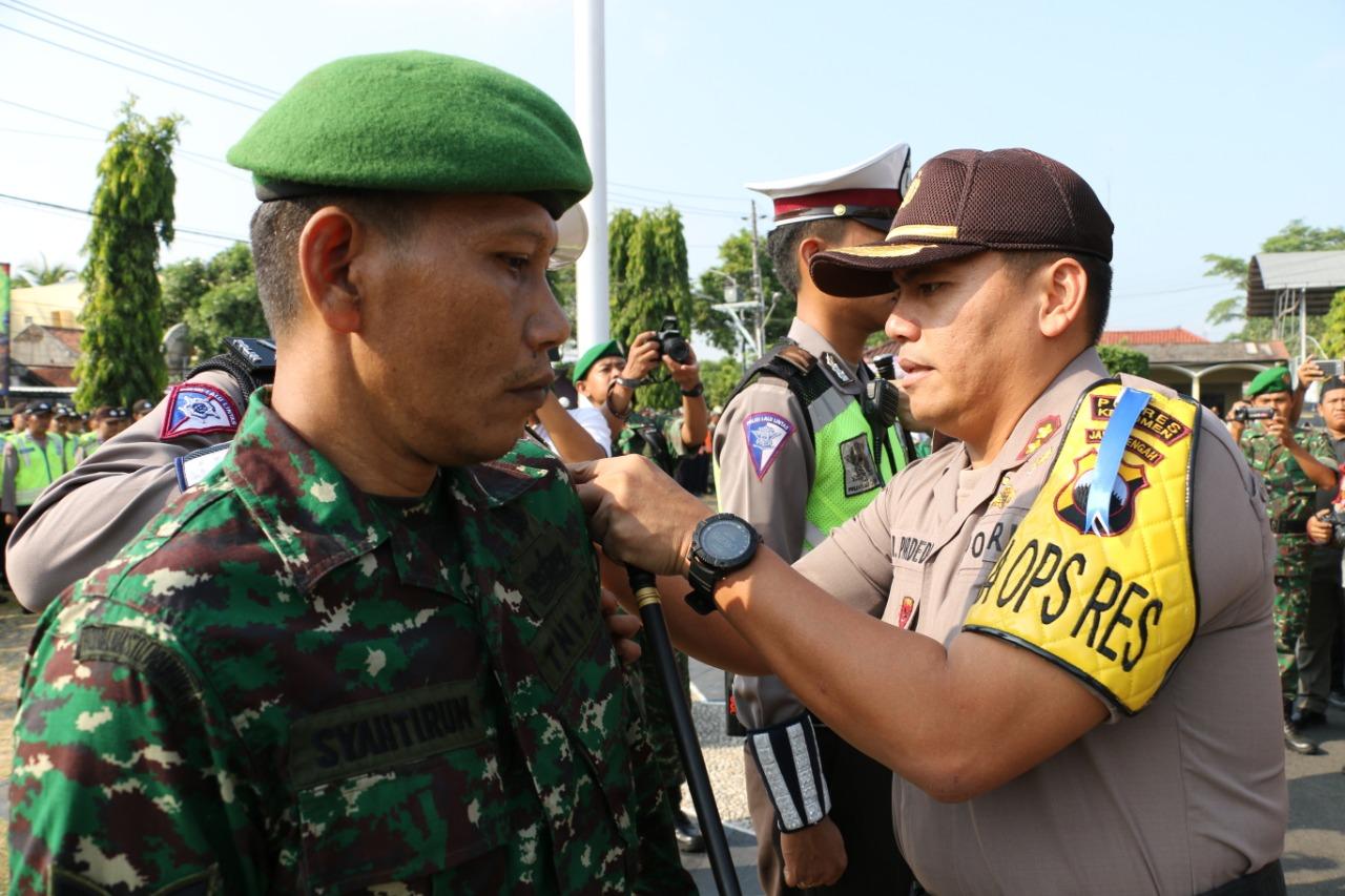 Amankan Libur Lebaran, Polres Kebumen Gelar Operasi Ketupat Selama 13 Hari