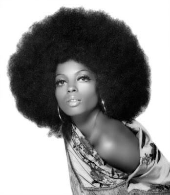 Diana Ross, chapurriau, lista negra