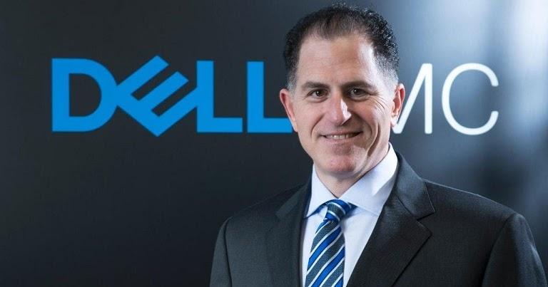 Kisah Sukses Michael Dell, dari Jualan Komputer Menjadi Miliuner | Naviri Magazine