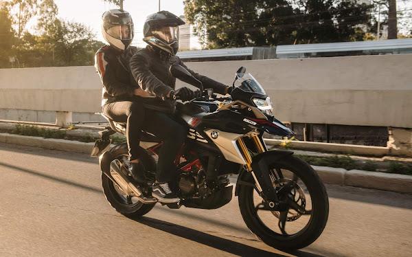 Nova BMW Motorrad G 310 GS 2022: preços, fotos e detalhes