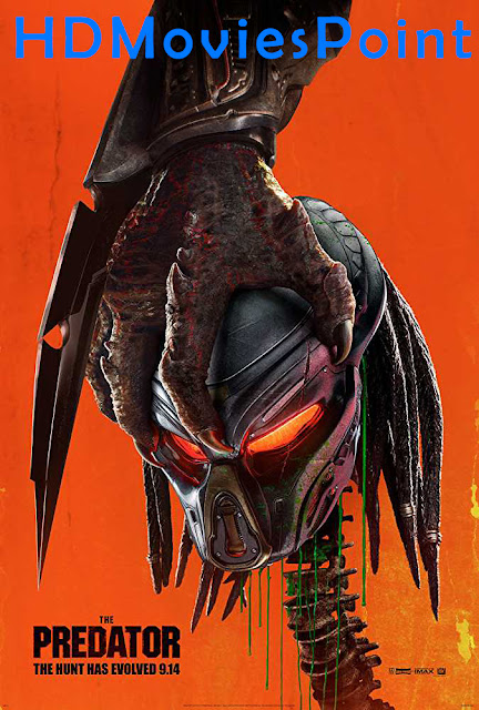 The Predator 2018 Full Hindi Movie Download Dual Audio Free HD