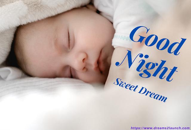 good night baby photos