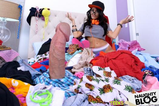 Teens Love Huge Cocks – Megan Rain: Clean Your Room