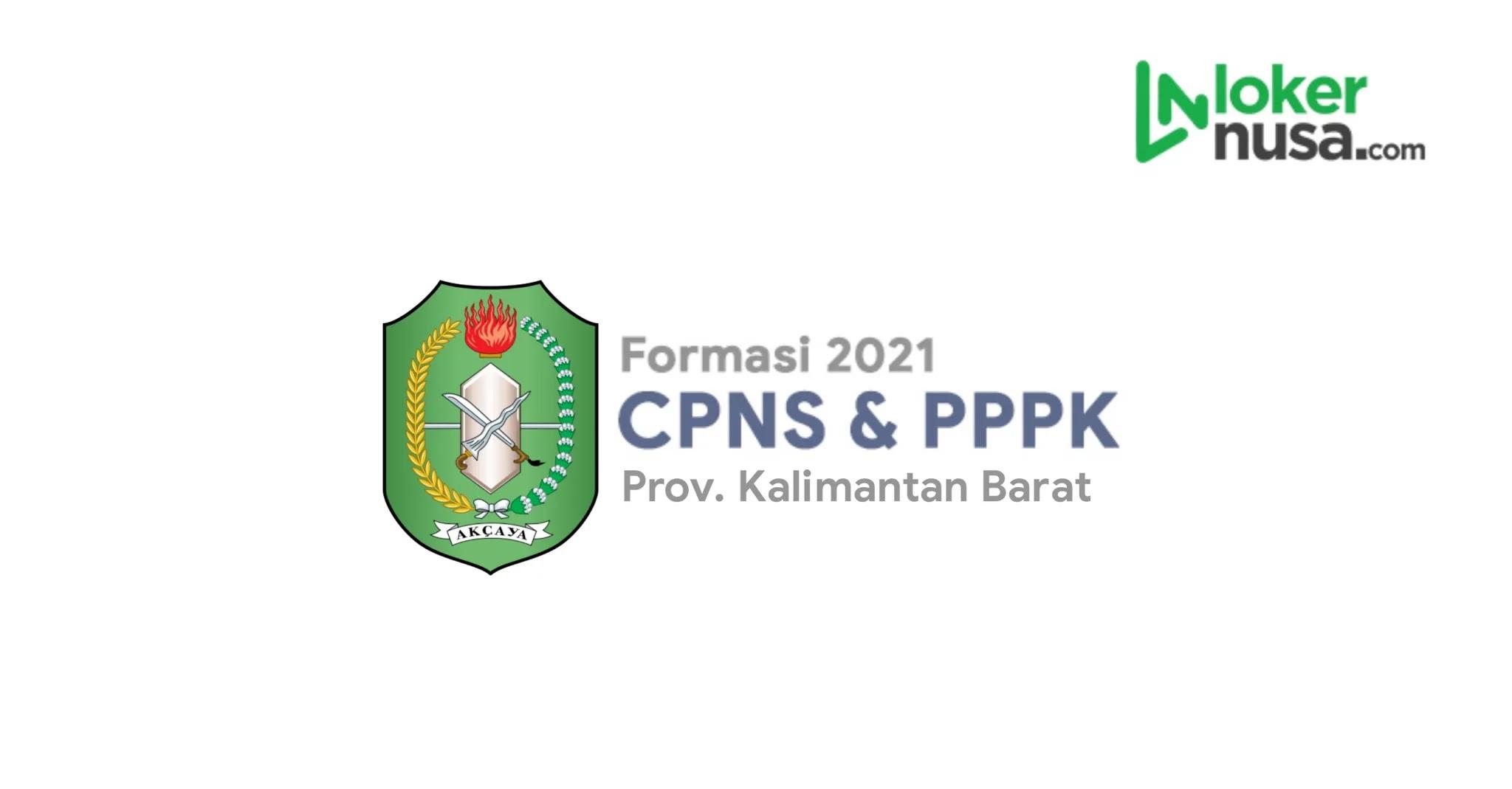 CPNS Kalimantan Barat