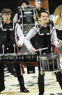 UHS Percussion Picture