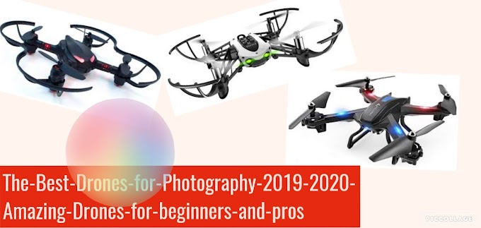 The best drones for photography  2020 amazing drones for beginners and pros