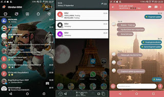 Download BBM MOD DELTA v3.7.0 base Apk v3.0.1.25 Update