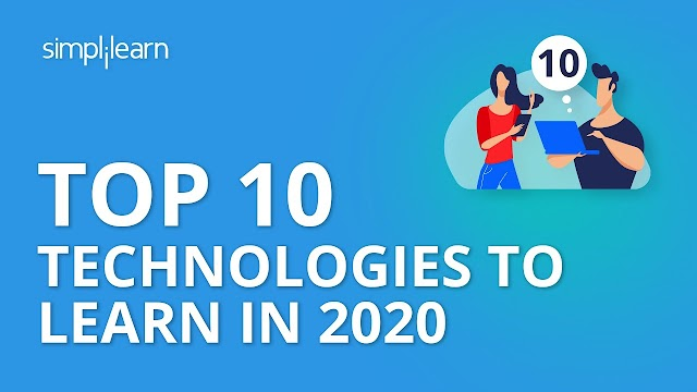 Top 10 Technologies To Learn In 2020 | Trending Technologies In 2020 | Top IT Technologies | Techlinknews
