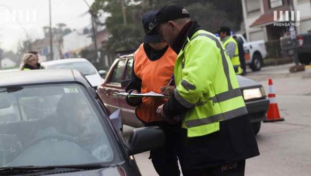 Intensifican los controles para el ingreso a Mar del Plata de no residentes