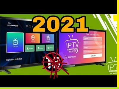 code iptv smarters pro gratuit 2021 MAG