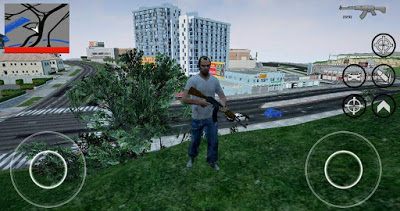 GTA V LOS ANGELES UNDERCOVER V6.5 APK + DATA