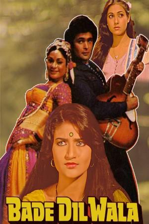 Download Bade Dil Wala (1983) Hindi Movie 720p WEB-DL 1.2GB