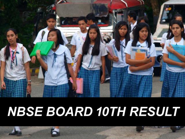NBSE HSLC Result 2018 Nagaland Board 10th Result Check Online