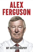 Alex Ferguson: My Autobiography book cover
