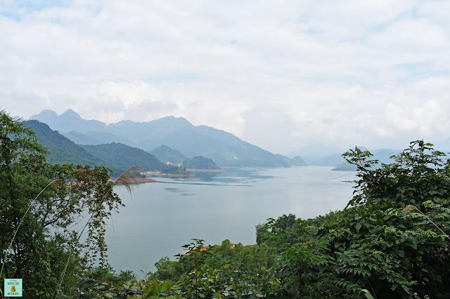 Vistas al lago, Mai Chau